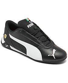 Men's Scuderia Ferrari R-Cat Motorsport Casual Sneakers from Finish Line