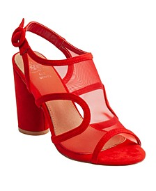 Claire Heeled Sandal