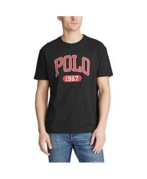 Polo Ralph Lauren Men's Classic-Fit Logo T-Shirt