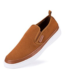 Men's Urbane Suede Slip-ons Loafers
