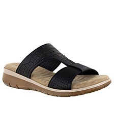 Surry Leather Sandals