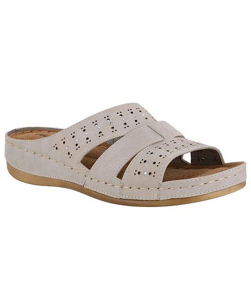Easy Street Riley Comfort Sandals