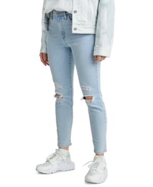 Levi's Skinny jeans WOMEN'S 721 HIGH-RISE SKINNY JEANS