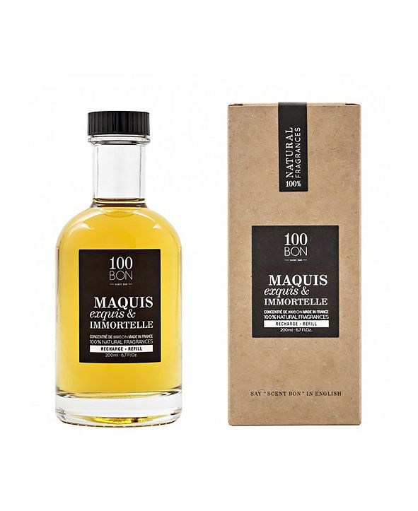 100BON Maquis Exquise Immortelle Eau Concentrate Refill Unisex, 6.7 oz