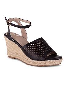 Duchess Wedge Sandal