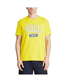 폴로 랄프로렌 Polo Ralph Lauren Mens Classic-Fit Logo T-Shirt