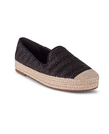 Wentworth Women's Textured Espadrille Flat