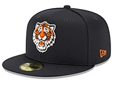 Detroit Tigers Clubhouse 59FIFTY Cap