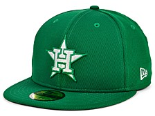 Houston Astros 2020 Men's St. Pattys Day Fitted Cap