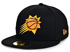 Phoenix Suns Men's All Around Fitted Cap