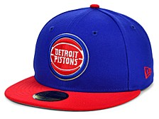 Detroit Pistons The Pennant Patch 59FIFTY-FITTED Cap