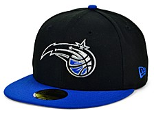 Orlando Magic The Pennant Patch 59FIFTY-FITTED Cap