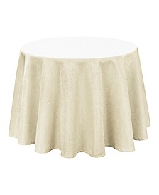 "Lunar 90"" Round Tablecloth"