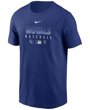 Nike Kansas City Royals Men's Early Work Dri-Fit T-Shirt