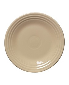 Ivory Luncheon Plate