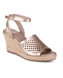 Duchess Wedge Sandal