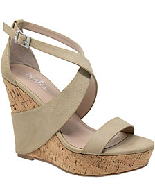 CHARLES by Charles David Atlantis Wedge Sandals