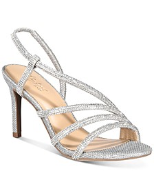 Darbie Asymmetrical Dress Sandals, Created for Macy's