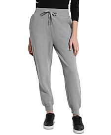 Cotton Logo Jogger Pants