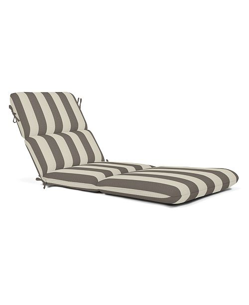Sunbrella Casual Cushion Corp. Chaise Cushion