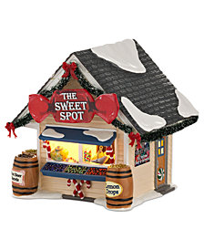 Department 56 Snow Village The Sweet Spot Collectible Figurine