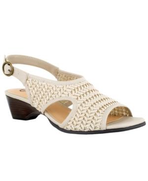Justine Ii Women's Woven Wedge Sandals Women's Shoes