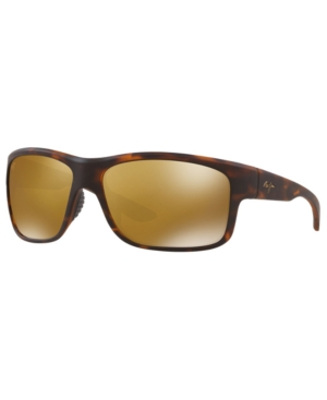Maui Jim Men's Southern Cross Polarized Sunglasses