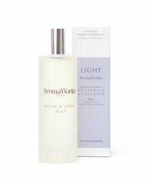 Light Range Petitgrain and Lavender Room and Linen Mist