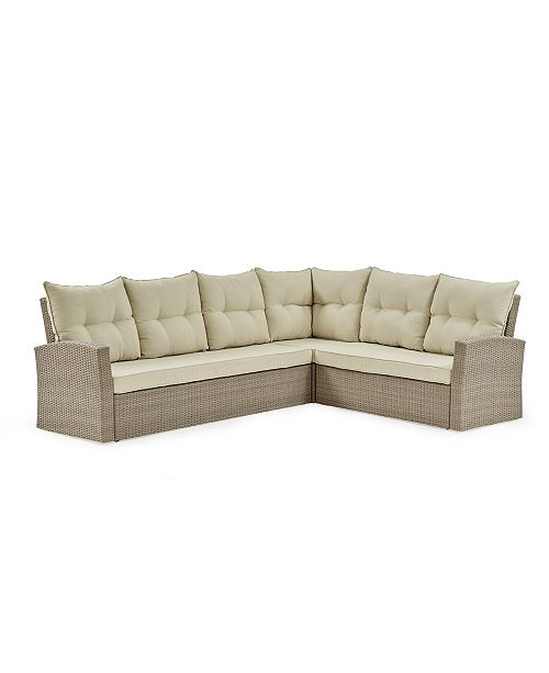 Alaterre Furniture Canaan All Weather