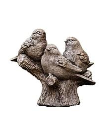 Three's Company Garden Statue