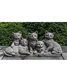 Quintuplets Garden Statue