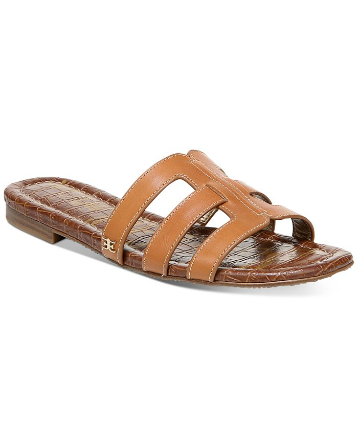 Sam Edelman - Women's Bettie Logo Slide Sandals