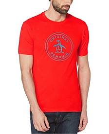 Men's Stamp Logo Short Sleeve T-Shirt