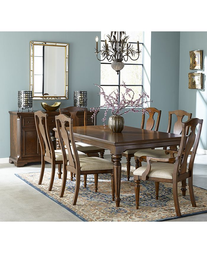 Furniture Orle Dining Room Collection, Macys Dining Room Table