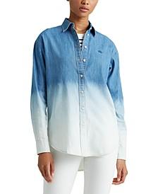 Petite Denim Shirt