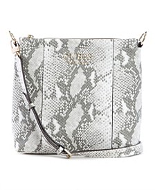 Holly Python Society Crossbody
