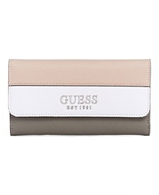 Holly Embossed Multi Clutch Wallet