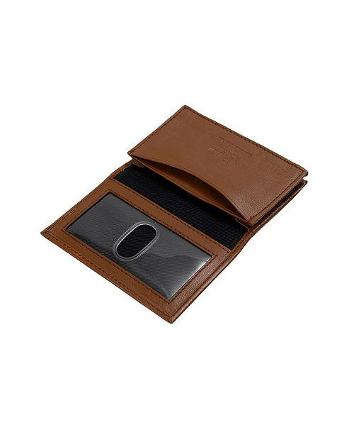 CHAMPS RFID Blocking Slim Card Holder in Gift Box