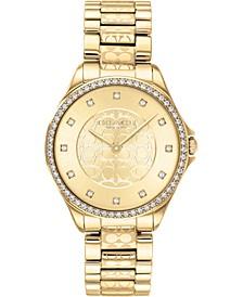 Women's Astor Gold-Tone Stainless Steel Bracelet Watch 31mm