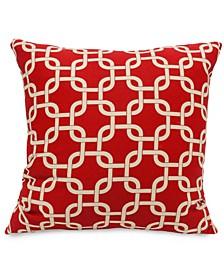 "Links Decorative Soft Throw Pillow Large 20"" x 20"""