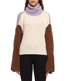 The Perfect Turtle Knit Sweater