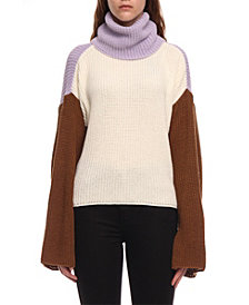 Colcci The Perfect Turtle Knit Sweater