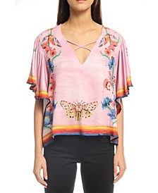 Dragon Fly Blouse