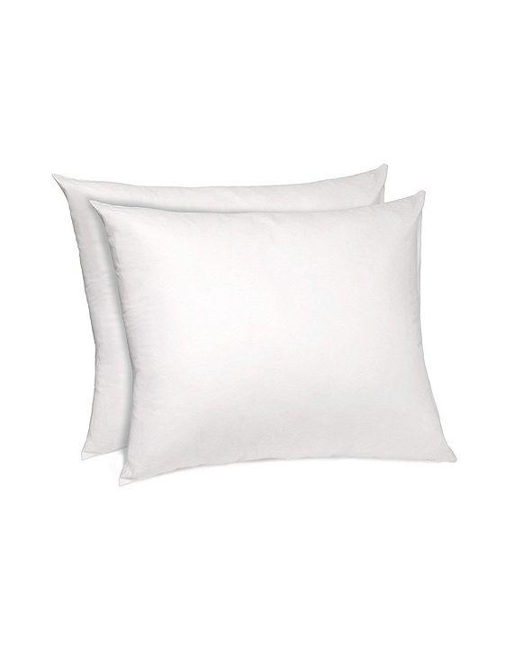 Mastertex Pillow Protectors, King - 2 Pieces