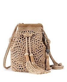 Sayulita Crochet Mini Drawstring