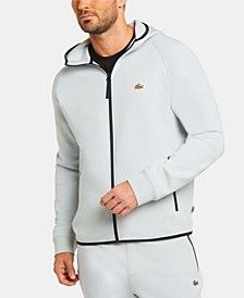 Men's Motion Regular Fit Long Sleeve Full Zip Hoodie