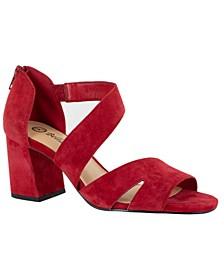 Korrine Women's Block Heel Sandals