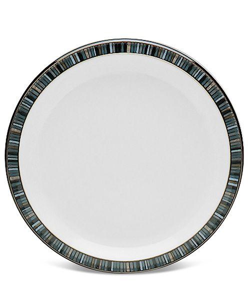 Denby Dinnerware, Jet Stripes Salad Plate