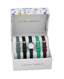 Women's Multi Polyurethane Watch Interchangeable Straps 28mm