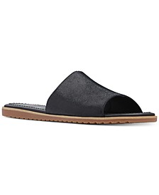 Women's Ella Block Slide Sandals